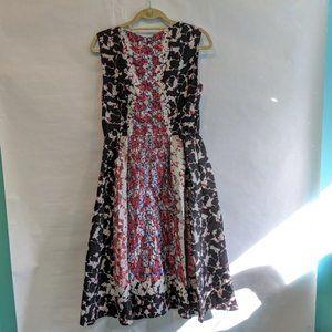 Peter Pilotto silk dress size 6 BNWT